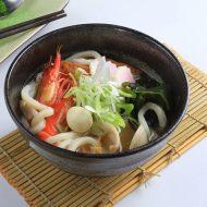 Học làm mì udon theo phong cách nhật bản
