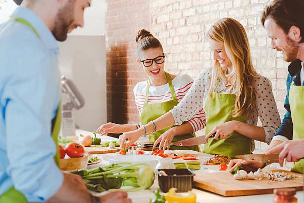 trung tâm dạy nấu ăn chất lượng
