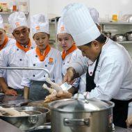 Học phí học nấu món việt