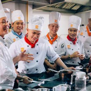 học nấu ăn vì đam mê