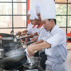 học nấu ăn cơ bản ở Cần Thơ
