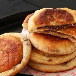 cách làm Bánh rán hotteok