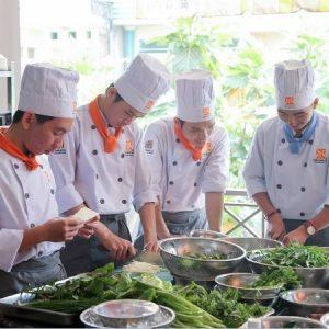 các cơ sở dạy nấu ăn ở Đà Nẵng