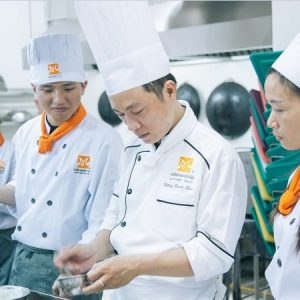 chi phí học nấu ăn ở tphcm