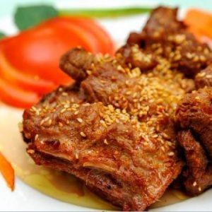 học làm món thịt dê nướng ngon đãi khách