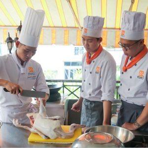 chương trình học nấu ăn chuyên nghiệp