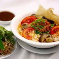 Cách Nấu Bún Riêu Chay Thanh Đạm