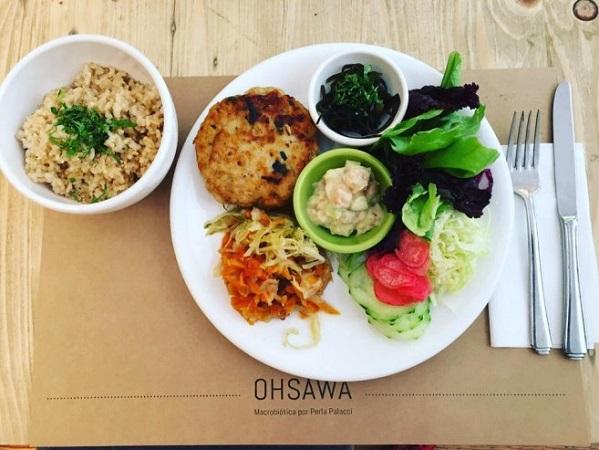 nấu ăn Ohsawa